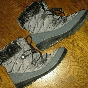 Columbia shorty camo omni boot